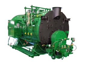 picture of a 4 Pass Steam Boiler